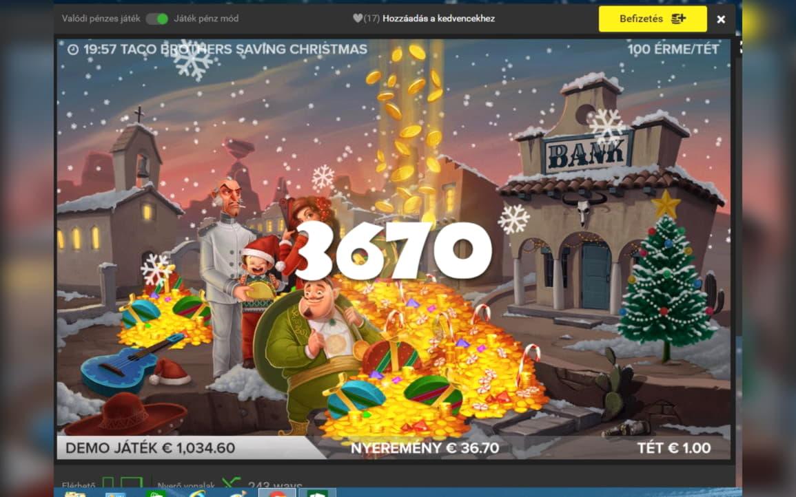 EUR 700 Free casino chip at Omni Casino