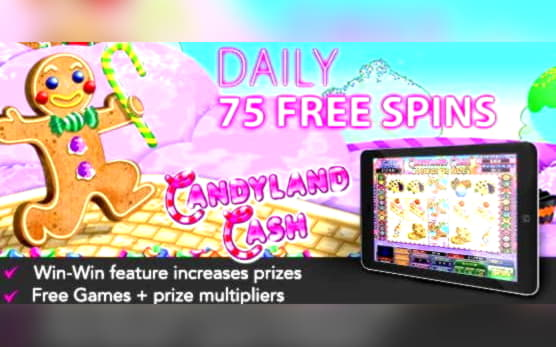 160 Trial Spins at Bet At Home Casino
