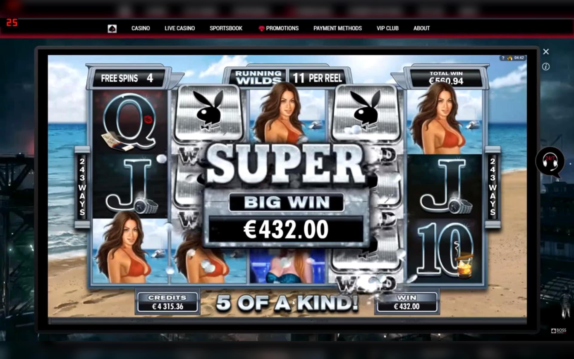 £2225 No deposit casino bonus at Omni Casino