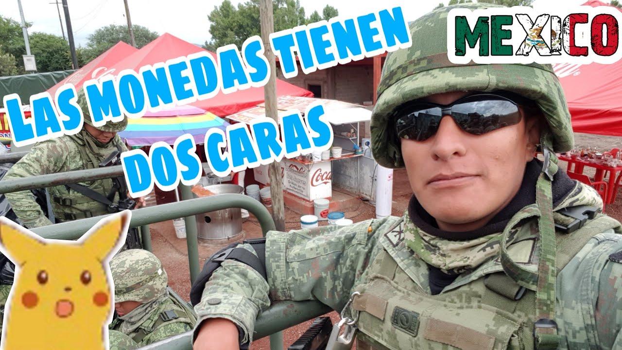 El primer servicio que me nombraron dentro del Ejército Mexicano - Chiluda