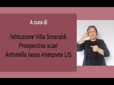 Museo della civiltà contadina, traduzione Lingua dei segni in italiano (LIS)