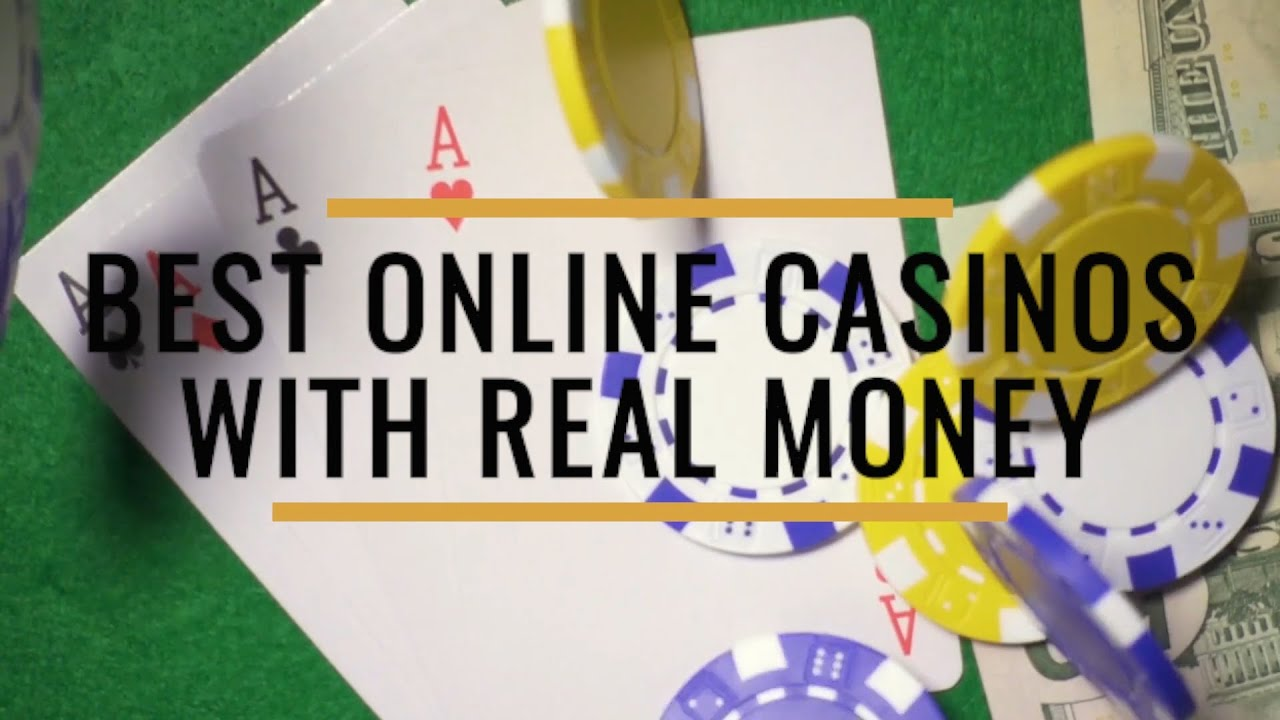 Best 3 Online Casinos With Real Money Review 2021